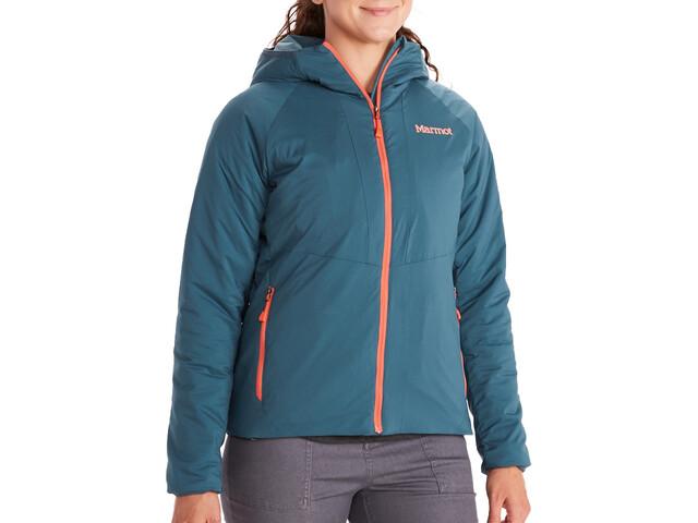 Marmot WarmCube Novus Hoody Jacket Women, stargazer